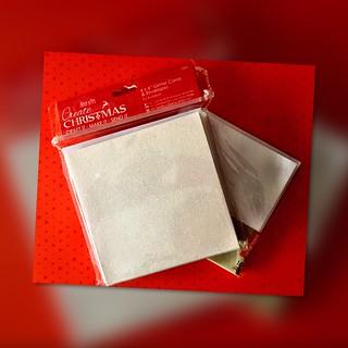 Blank Christmas Cards