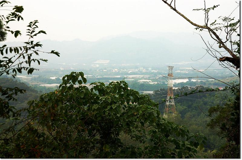 南龜丹山山頂展望