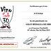 Diploma VS30 2013 Grand Gold Medal