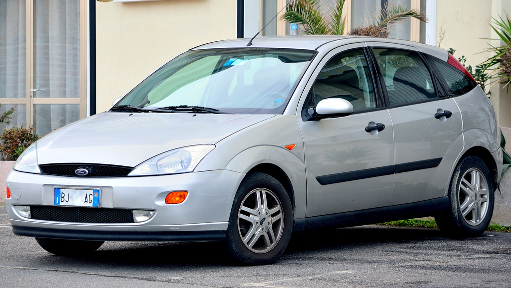 Types Of Ford Focus Cars