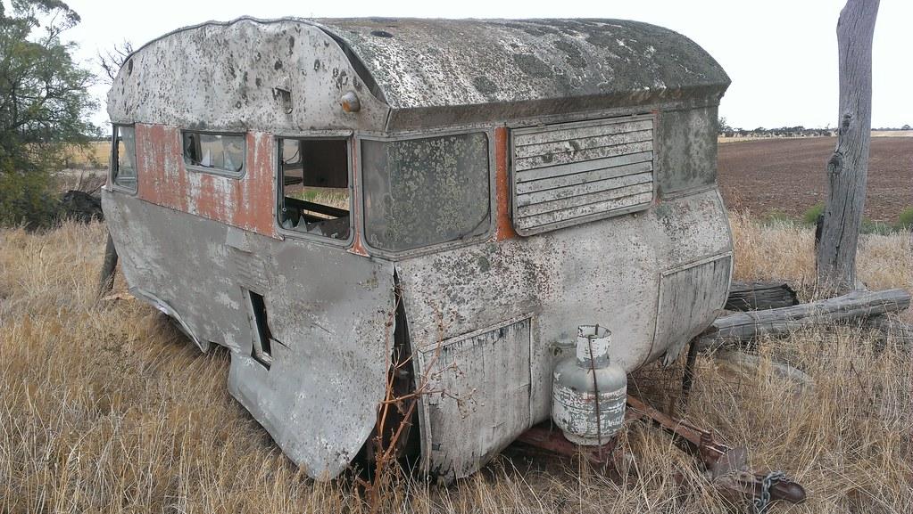 Beautiful Vintage Caravans  Latest Summer Trend