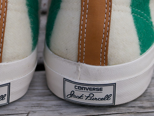 Converse x Hudson's Bay Company / Jack Purcell Hi