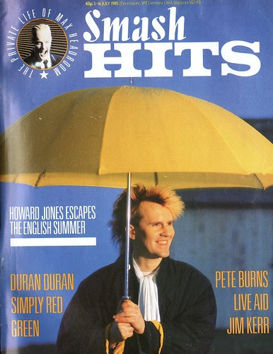 Smash Hits, July 03, 1985