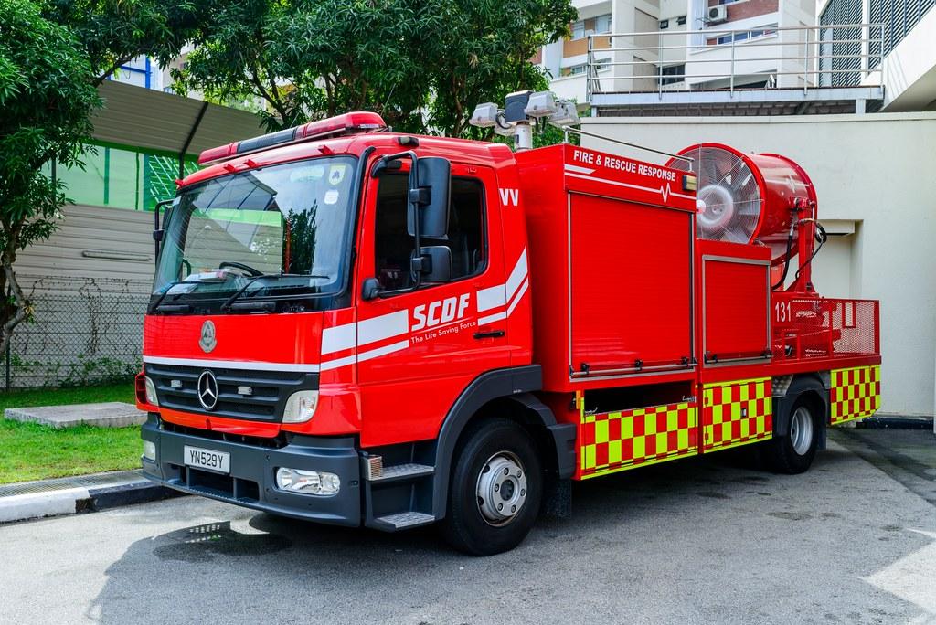 The Big Red Fan - 2 | Ventilation Vehicle (VV) 131 spotting … | Flickr