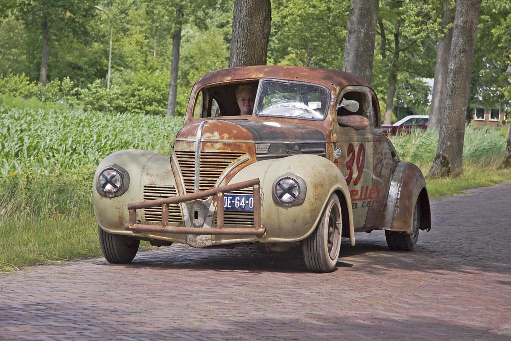 Dodge B Series >> Dodge Series D11 Luxury Liner Business Coupé Rat Rod 1938 … | Flickr