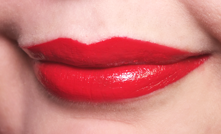 maybelline colour jolt intense lip paint red-dy or not