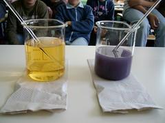 colori delle soluzioni con iodio