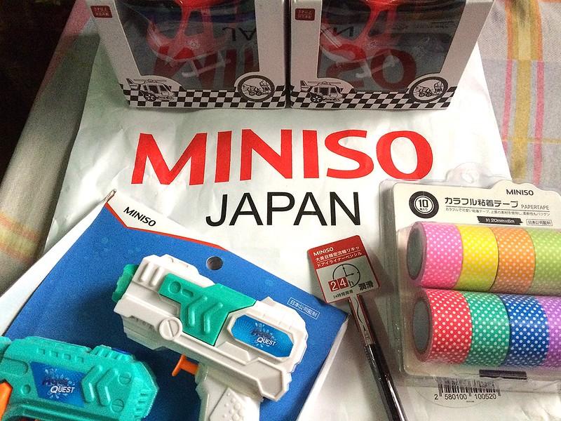 Miniso Japan