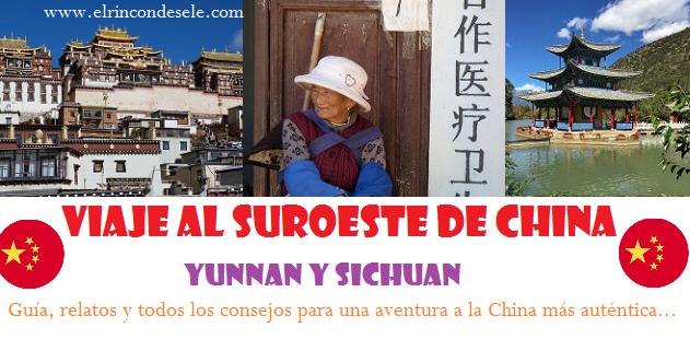 Banner del viaje a Yunnan y Sichuan (China)
