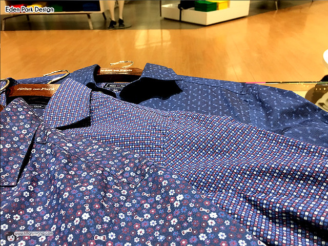 Eden Park Paris Shirt Design