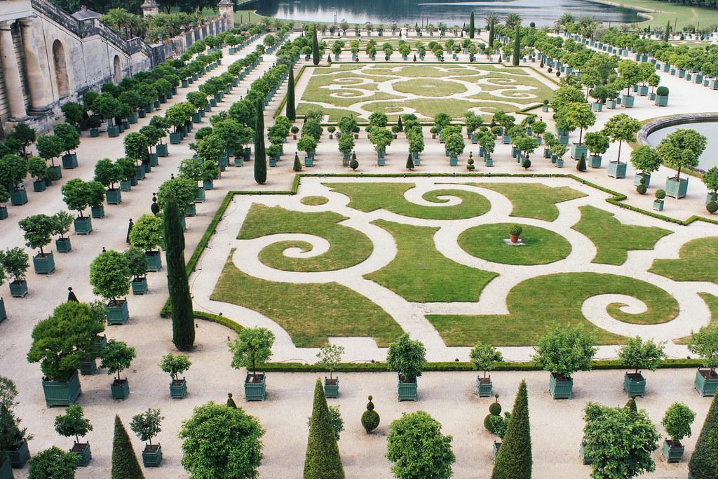 Jardins du ch teau de versailles ashlae w flickr - Jardin du chateau de versailles gratuit ...