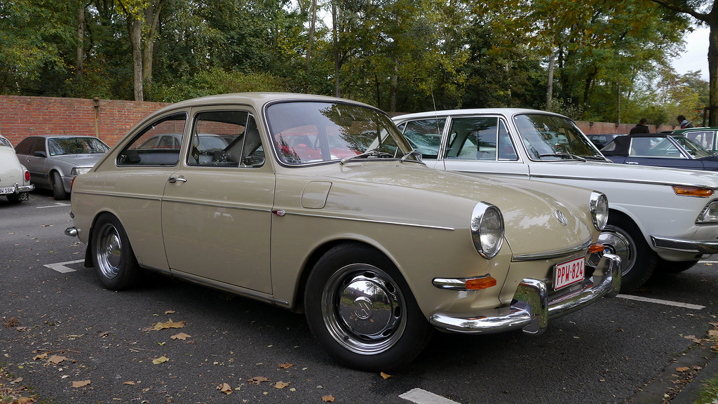 Vw 1600 Tl Flie 223 Heck Limousine Typ 3 Phase 2 1965 69
