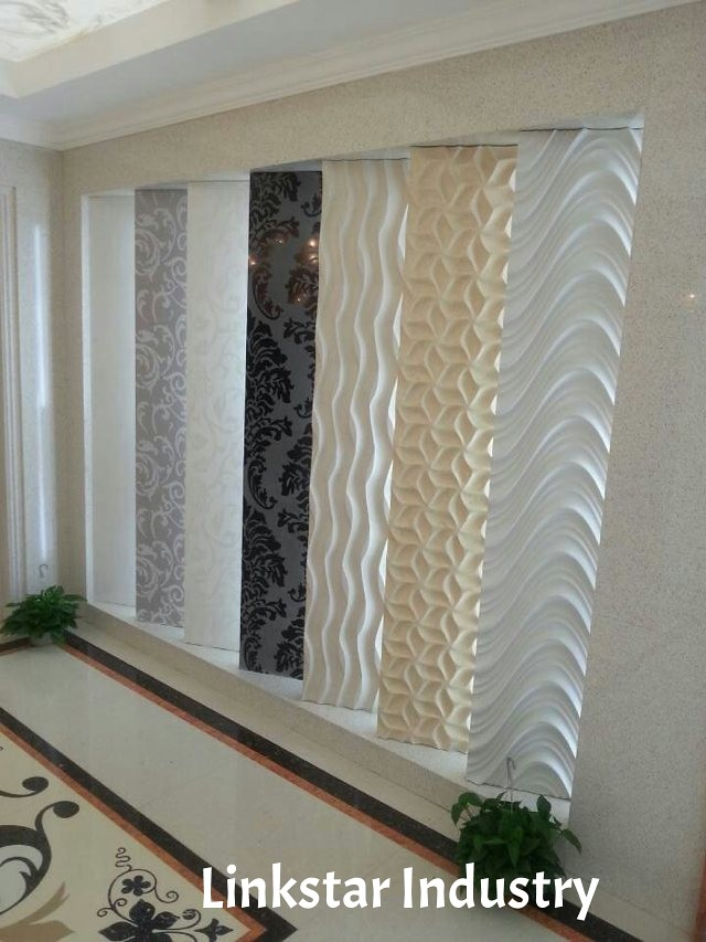 Decorative Wall Panel Gallery : Decorative d feature stone wall panels