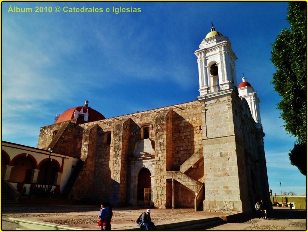 Parroquia De Santa Mara De La AsuncinNochixtlnEstado