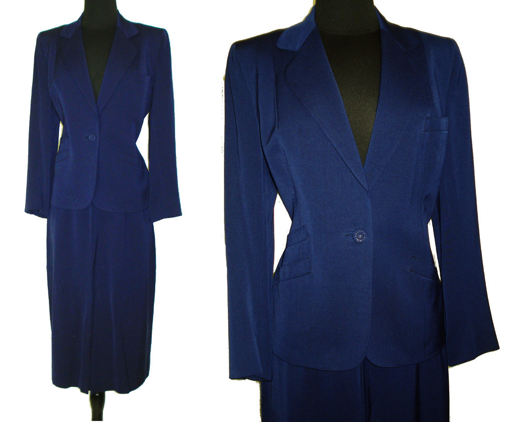 Dark Blue Women's Suits: brands items Many shades of Dark Blue sale: up to −65% at Stylight» Shop now!