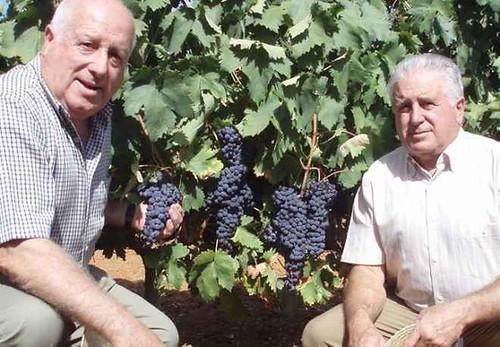 Francisco y Andrés Fontalba. Foto: viajaratope.com