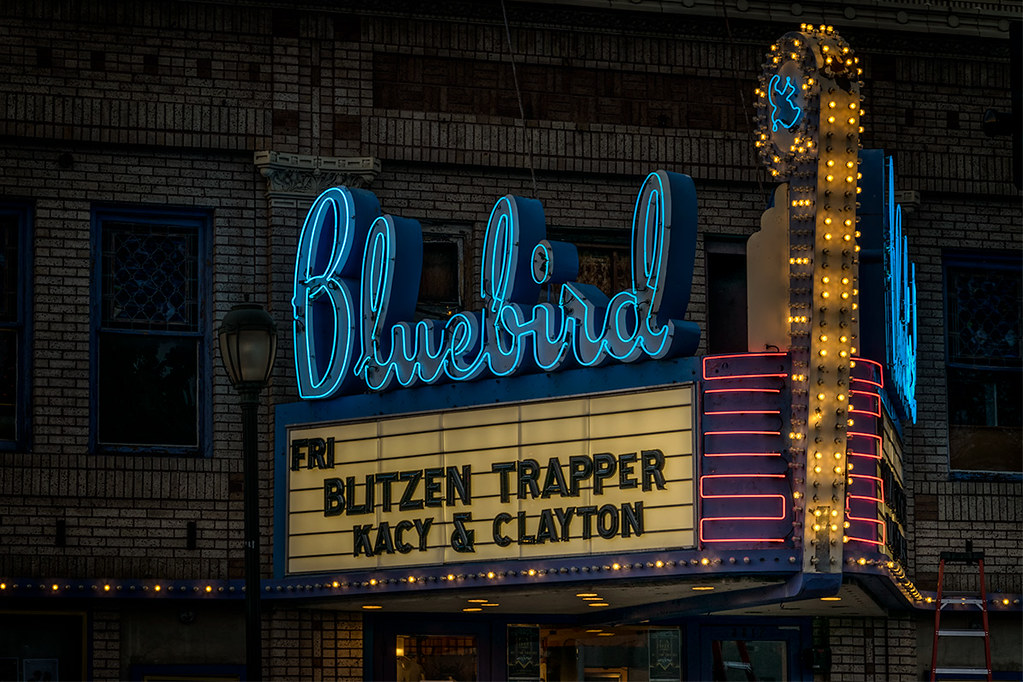 Bluebird Theater, Denver, Colorado