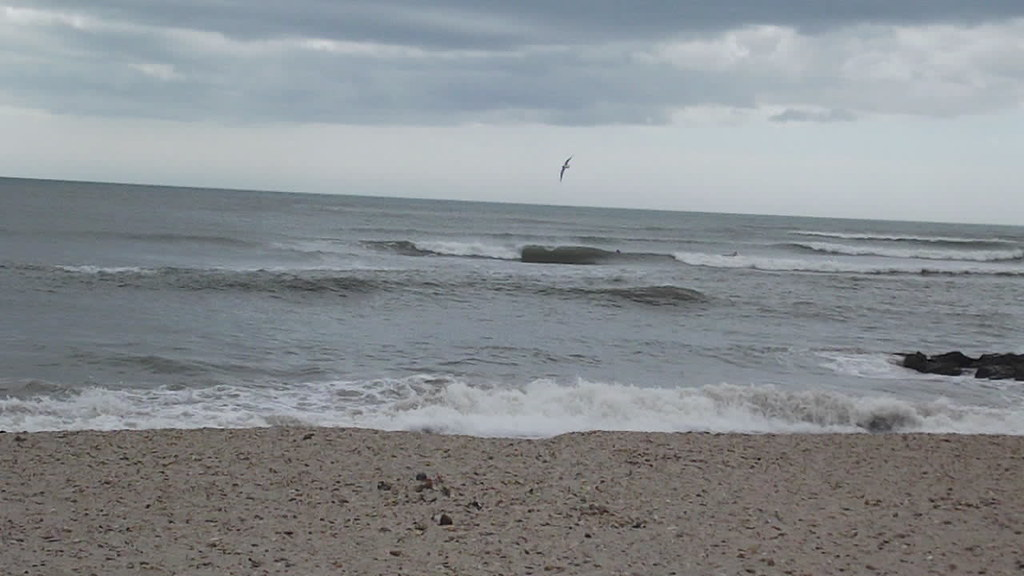 Christchurch Hd: Avon Beach - Mudeford, Christchurch - HD Video Clip