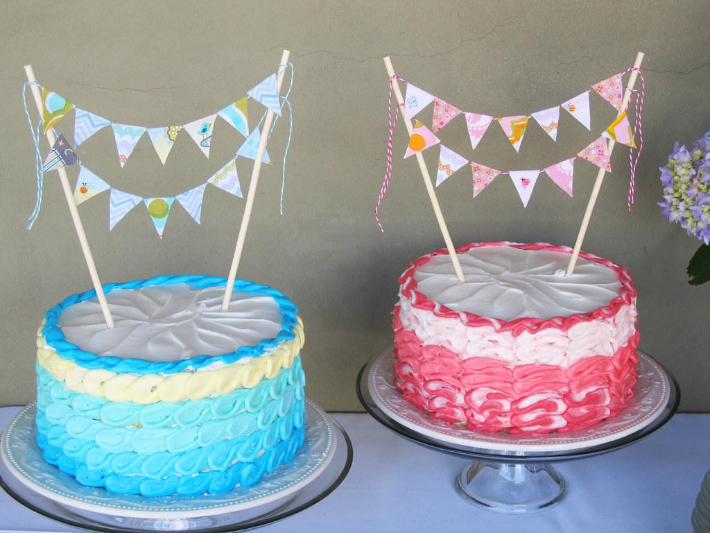 Bunting Cake Pan
