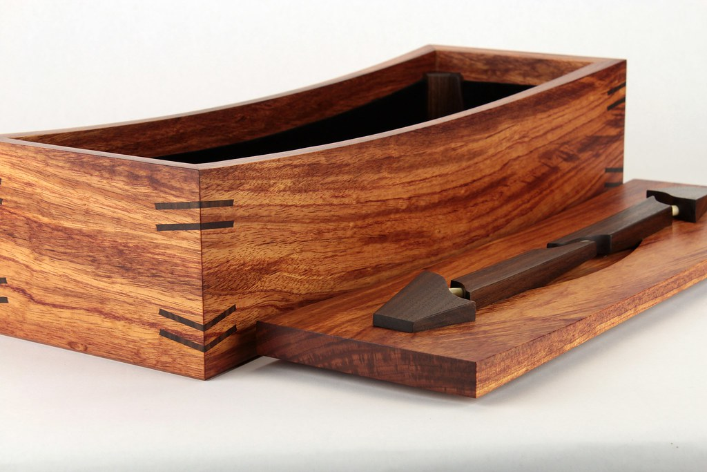 Small Wooden Sword Box | Brian Tyirin | Flickr