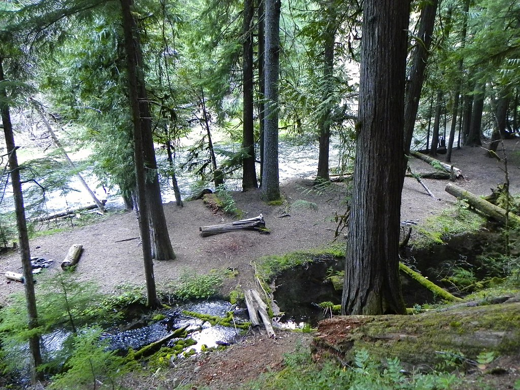 Umpqua River Camping North Umpqua River Hike-in