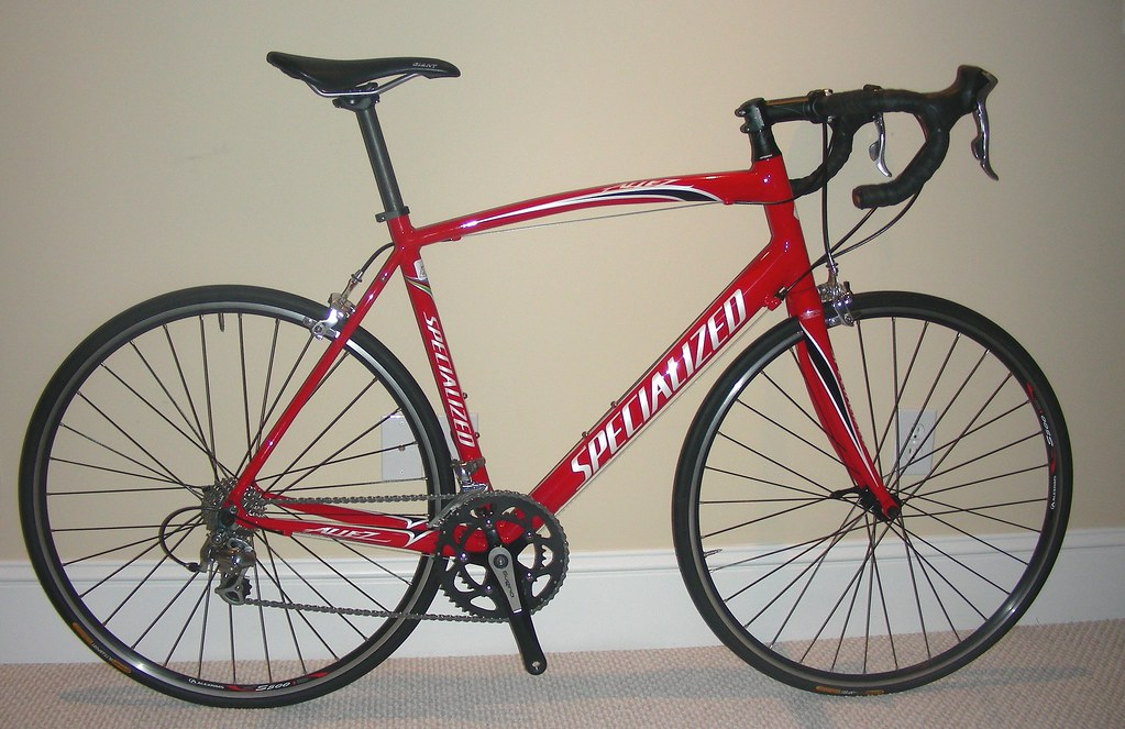 2009 Specialized Allez Compact