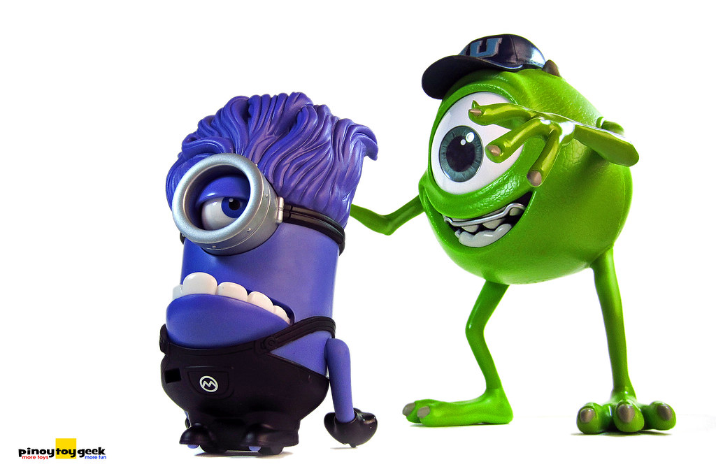 Showing The 6 Photos of purple minions from despicable me 2Purple Minions Despicable Me 2