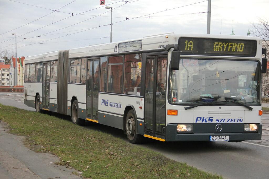 pks mercedes o405gn bus 10182 szczecin flickr. Black Bedroom Furniture Sets. Home Design Ideas