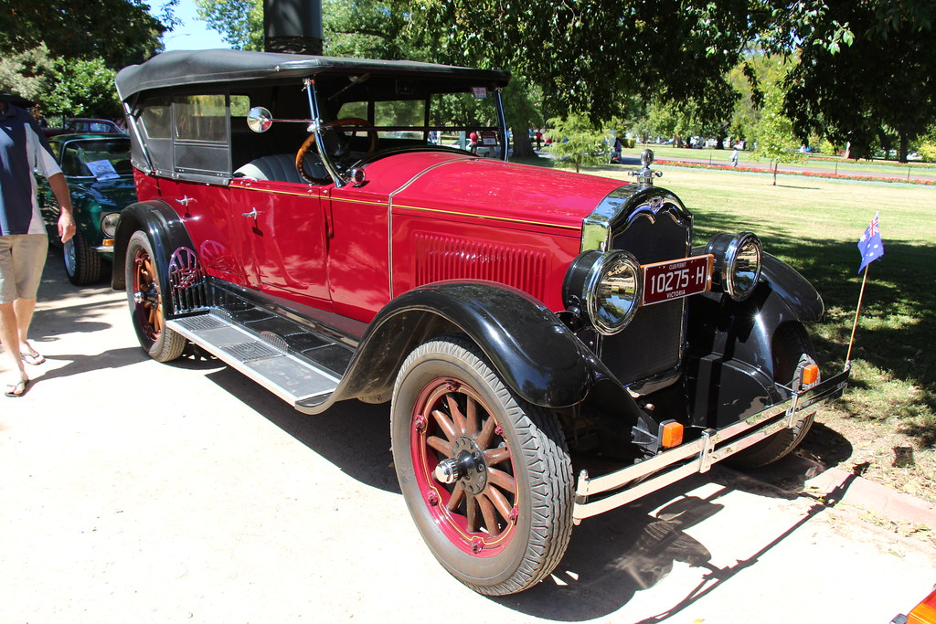 1927 Buick Master 6 Tourer Buick Was One Of The Largest