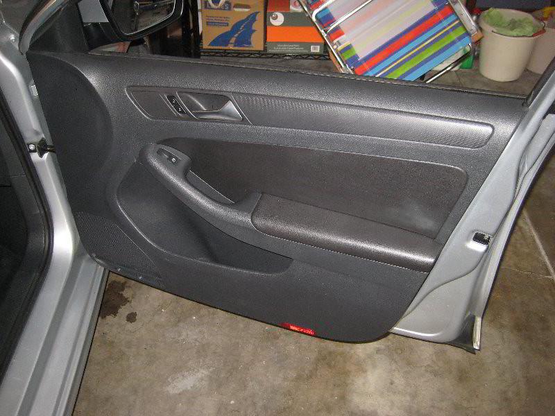 2012 Vw Jetta Front Passenger Interior Door Panel Remo Flickr