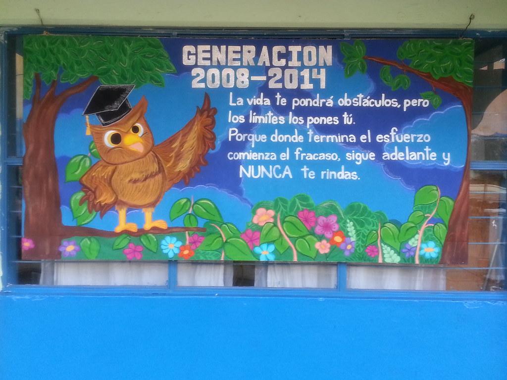 Peri dico mural clausura 2014 vcarrillolazo2000 flickr - Murales pintados en la pared ...