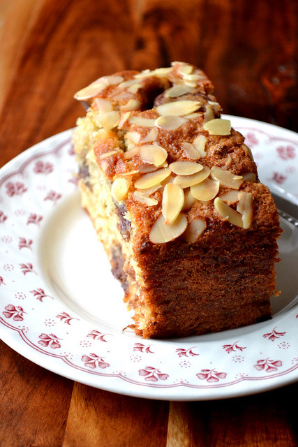 Recipe for Banana Cake