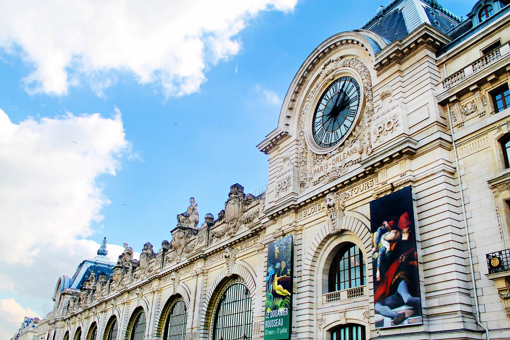 Drawing Dreaming - visitar o Musée d'Orsay em Paris