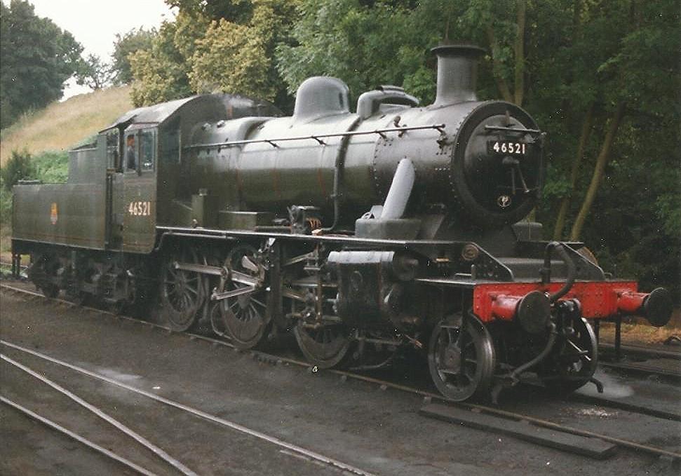 "46521 | LMS Ivatt Class ""2F"" (BR Class ""2MT"") 2-6-0 No ..."