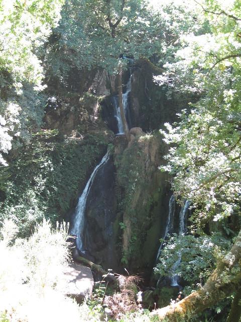 Rego da Palanca de la ruta Val de Cambás