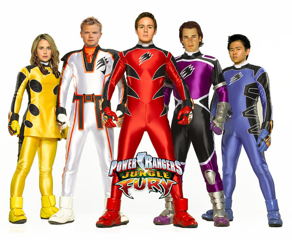 Power Rangers Wild Force | Power Rangers Wild Force (2002