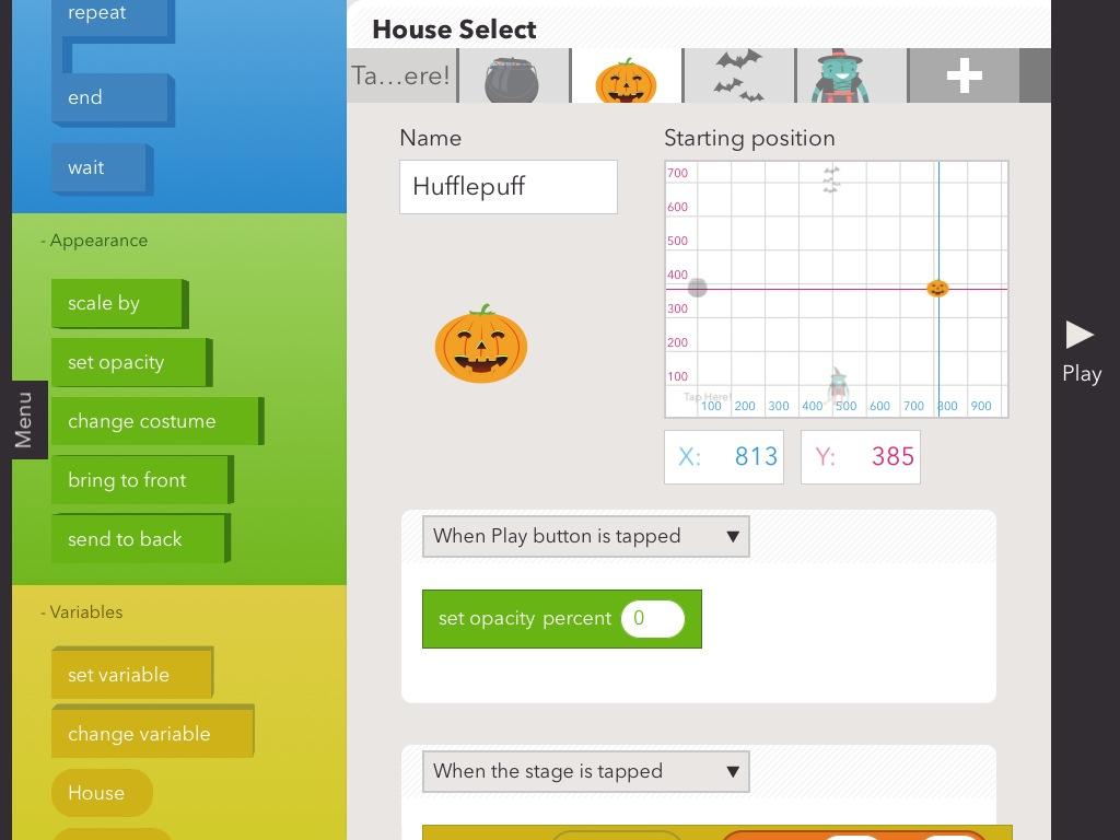 hopscotch coding