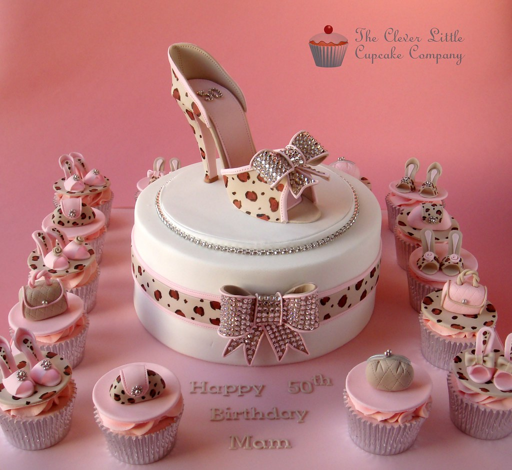 Leopard Cake Decorating Ideas