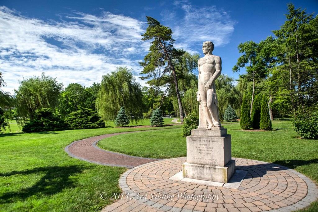 allentown memorial rose garden greece in the new world a flickr