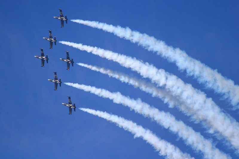 IMG_4190 Breitling Jet Team, Breitling Huntington Beach Airshow