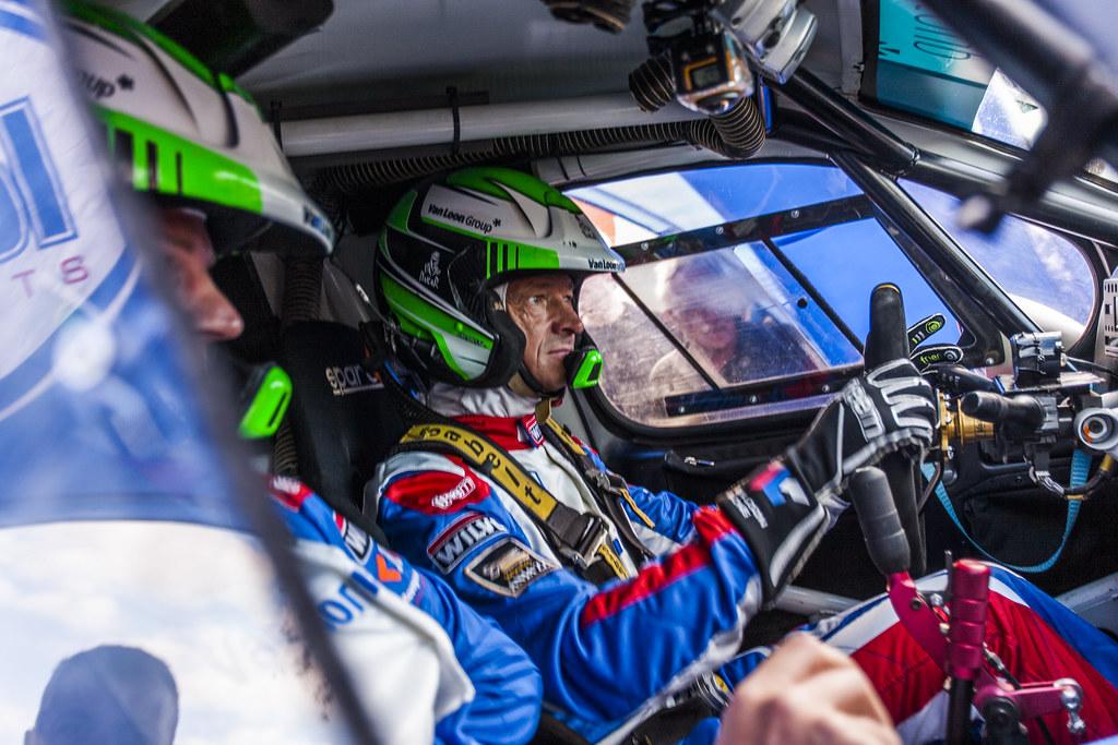 Van Loon Racing klaar voor Le Dakar 2017!