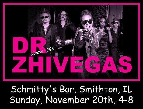 Dr Zhivegas 11-20-16