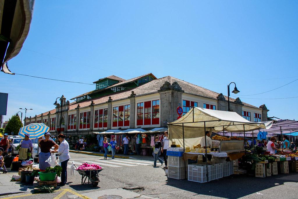 Mercado de Cangas do Morrazo
