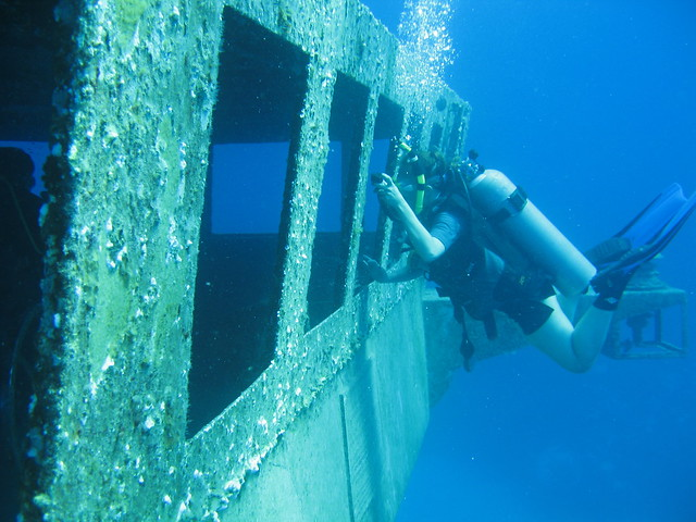 Scuba Diving Cayman Islands Padi