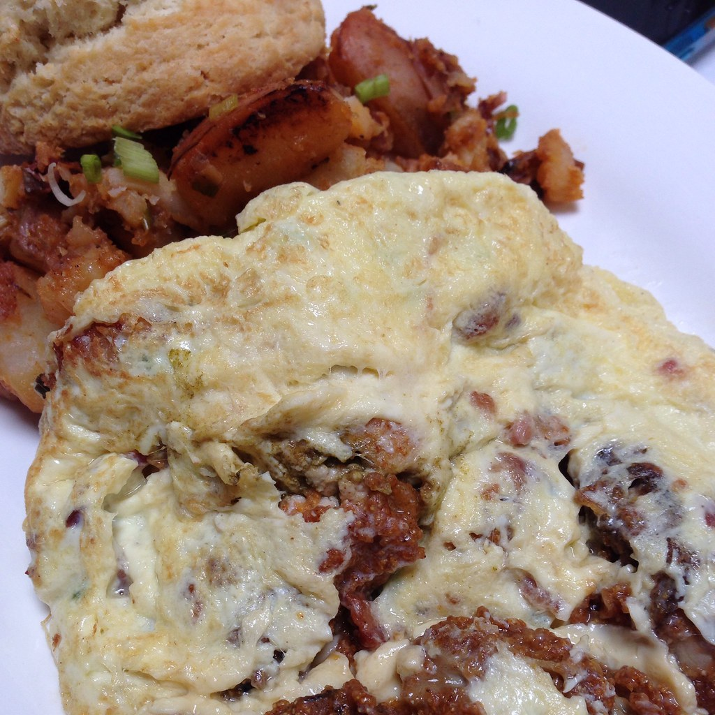 hangtown fry @ Brenda's French Soul Food   Spotted on Foodsp ...