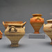 Mycenaean pottery from the region around Aiani