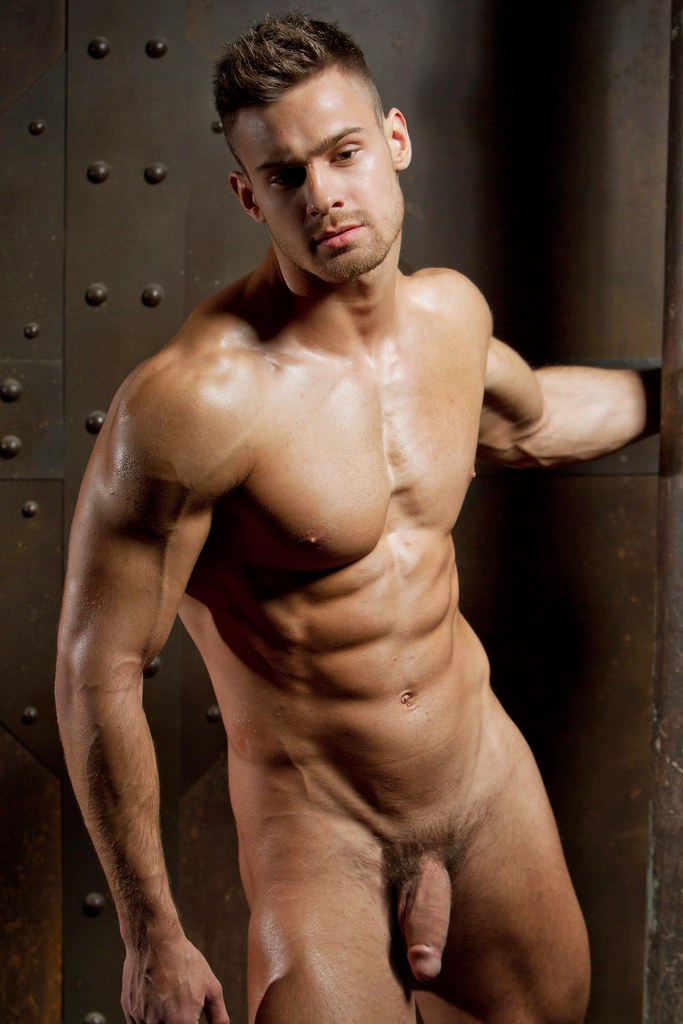 Hottest Nude Male Models