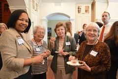 27. Scholarship Tea - May 20, 2015