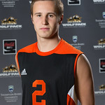 Isaac Smit, WolfPack Men's Volleyball