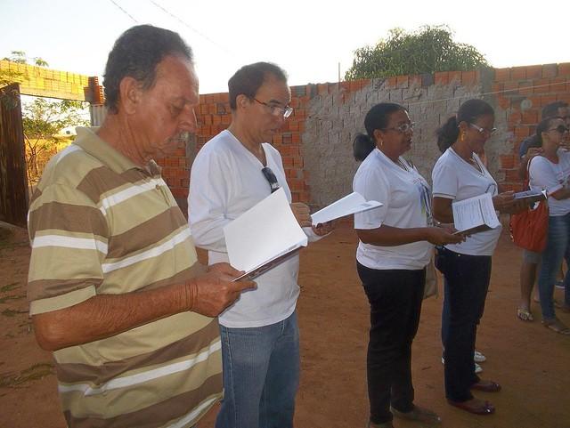 Primeiro Dia Semana Missionária